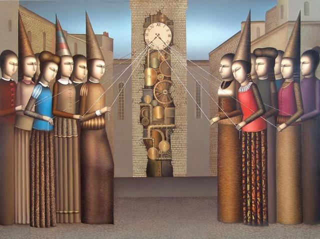 , 'Time Machine,' 2006, Art from Armenia