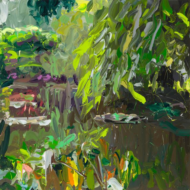 , 'Garden,' 2018, Galerie Zwart Huis