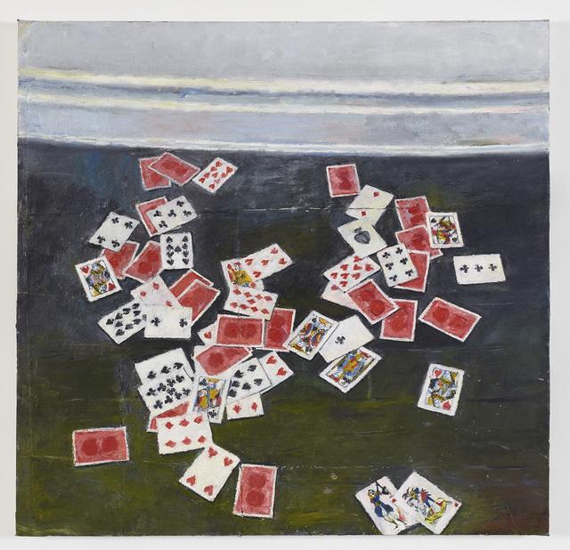 , '52 Card Pickup,' 2014, Diane Rosenstein