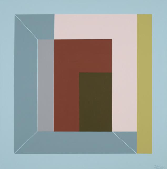 , 'Blue Edge I,' , Jonathan Cooper