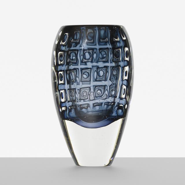 Ernest Gordon, 'Vase', 1969, Design/Decorative Art, Glass, Rago/Wright