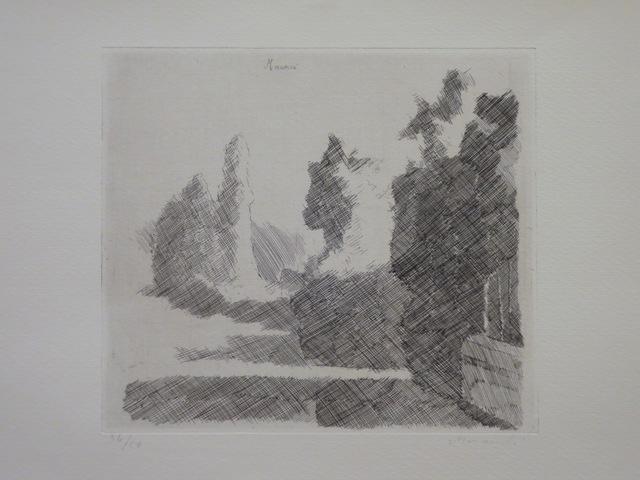 , 'Paesaggio,' ca. 1930, Isselbacher Gallery