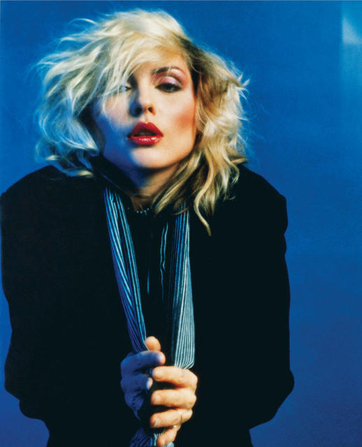 , 'Blue Debbie Harry, New York ,' 1978, The Bonnier Gallery