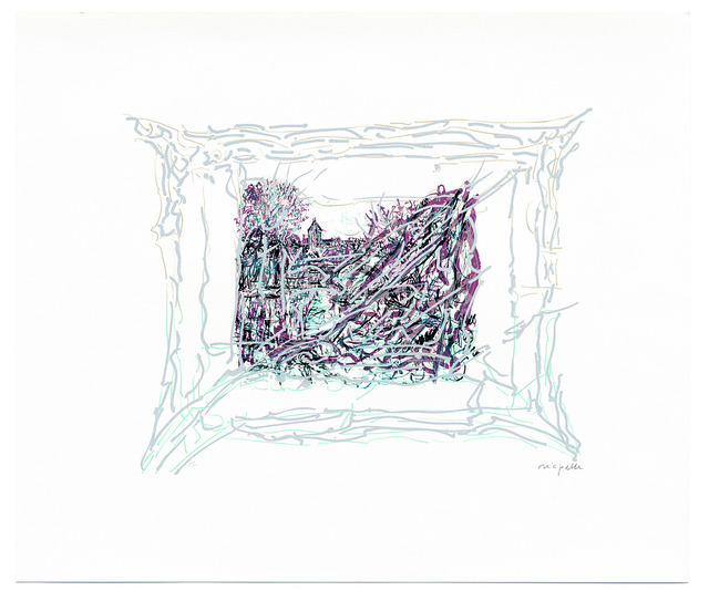 Jean-Paul Riopelle, 'Vue de l'île', 1985, Galerie Simon Blais