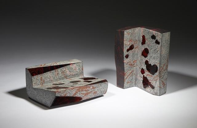 , 'Dessiner ce qu'on a envie d'écrire,' 2013, Galerie Negropontes