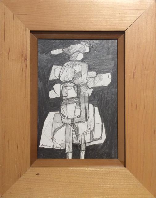 David Dew Bruner, 'Infanta LII', 2018, Carrie Haddad Gallery