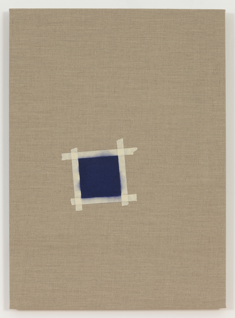 Saúl Sánchez, 'One After Another, (Square with Ultramarine Blue Paint)', 2015, PEANA