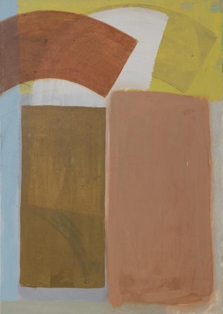 , 'Palette,' 2015, Cob