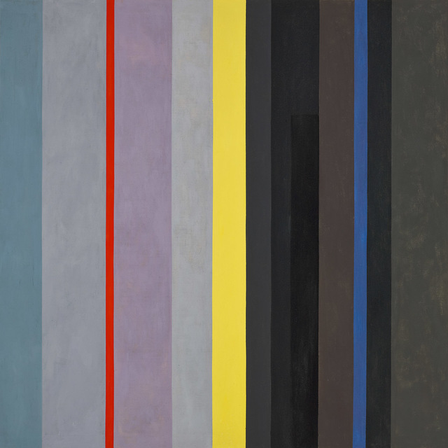 , 'Dichotomic Organization: Stripes,' 1959, Louis Stern Fine Arts