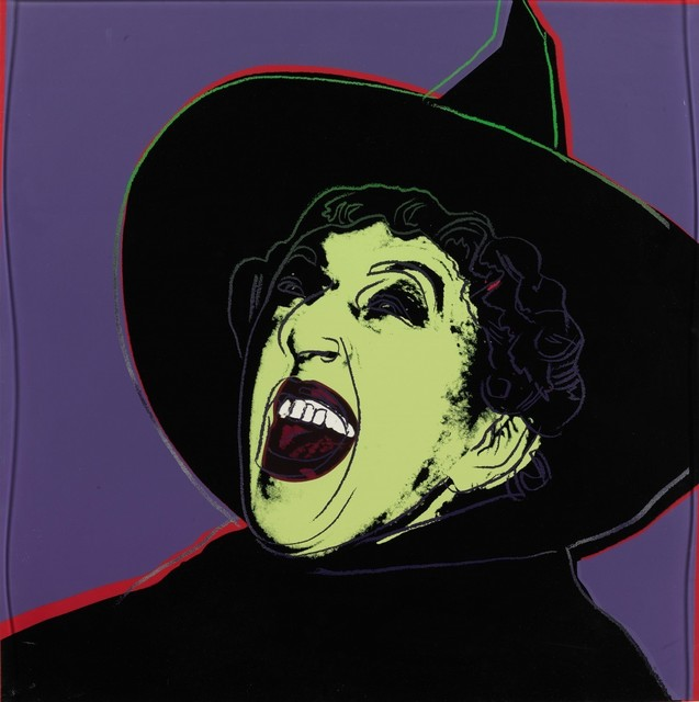 Andy Warhol, 'The Witch (FS II.261)', 1981, Revolver Gallery