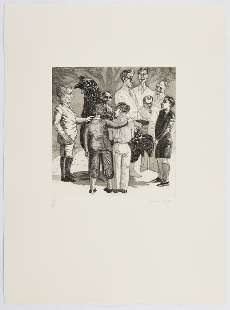 Paula Rego, 'Hickety, Pickety', 1989, Marlborough Graphics