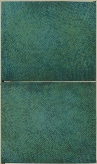 , 'Untitled (two panels),' 2000-2012, Resource Art
