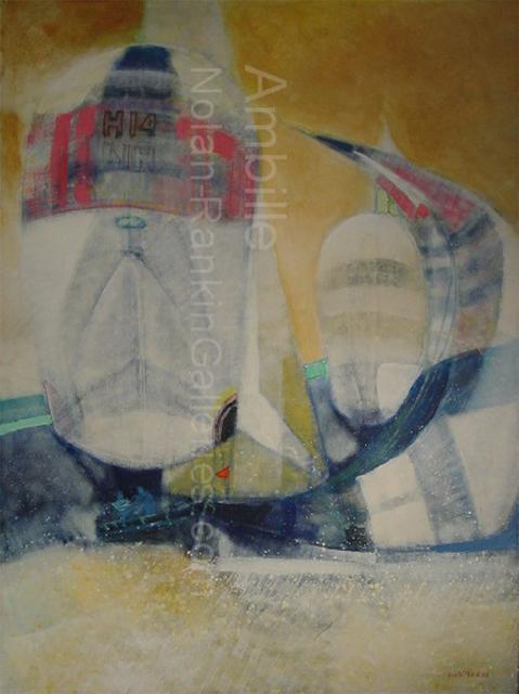 , 'En Course,' 2006, Nolan-Rankin Galleries