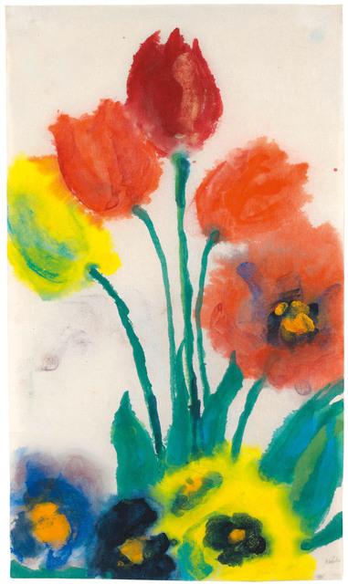, 'Tulips, Poppy and Pansy,' 1951/1954, Galerie Kovacek & Zetter