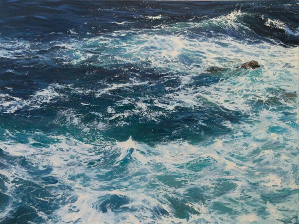 , 'Acadia Water,' 2016, MM Fine Art