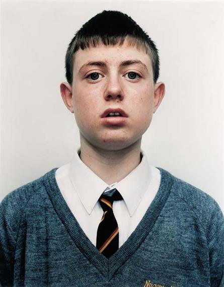 , 'The Nugent R.C. Highschool, Liverpool, England, November 11, 1994,' 1994, CHRISTOPHE GUYE GALERIE