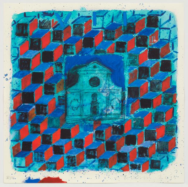 , 'The Stones of Venice Anzolo Rafael,' 2015, Cristea Roberts Gallery