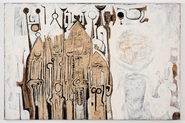 Ibrahim El-Salahi, 'They Always Appear', 1961, Vigo Gallery