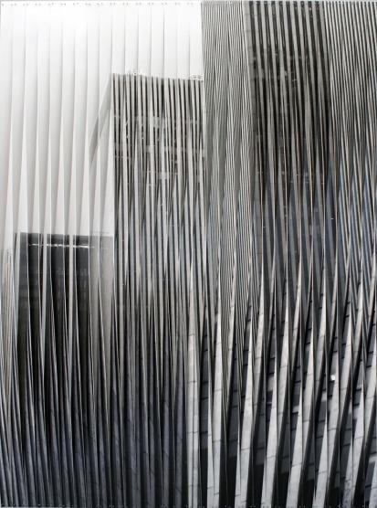, 'Korrektur der Gegenbewegung II,' 2015, alexander levy