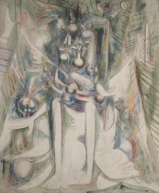 , 'Herme's Trismégiste,' 1945, Gary Nader