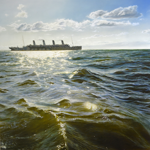 David E. Olivera, 'The Ship that Brought Us Home', 2018, Louis K. Meisel Gallery