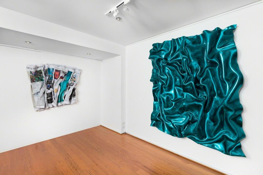 Install shot: Paul Rousso - New Work. PIERMARQ* 2018