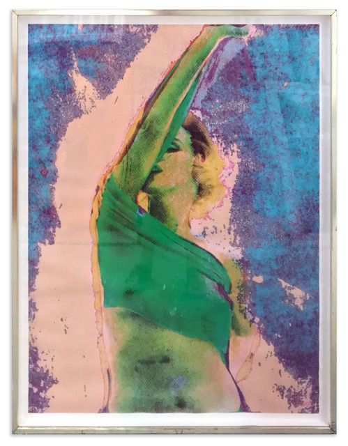 Bert Stern, 'Marilyn Monroe, Silkscreen Serigraph, from The Last Sitting', 1962, Keyes Art