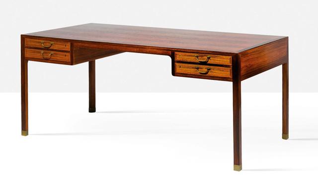Ole Wanscher, 'Table desk', Circa 1950, Aguttes