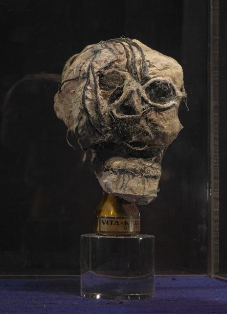 , 'Skull,' 2014, Sardac