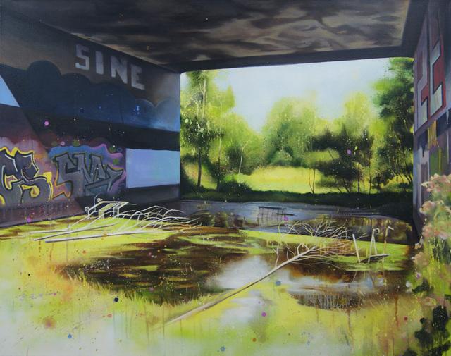 , 'Underpass,' 2017, Arusha Gallery