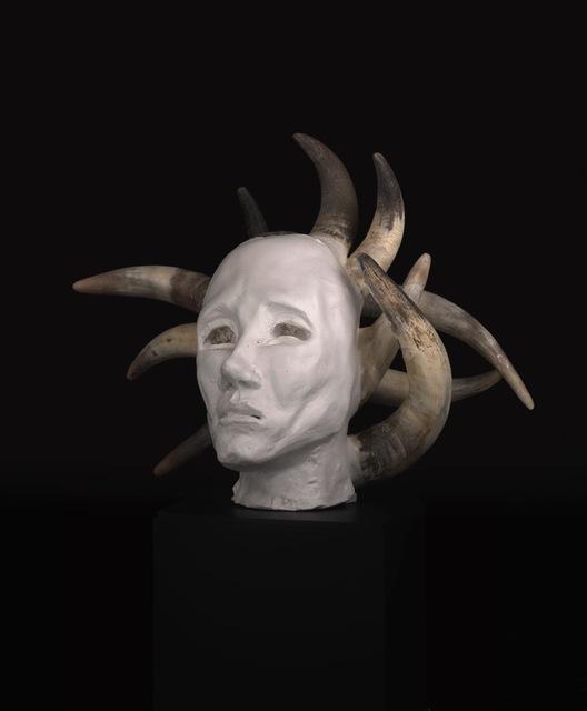 , 'Wheeping Medusa,' 2013, Light Cube Art Gallery
