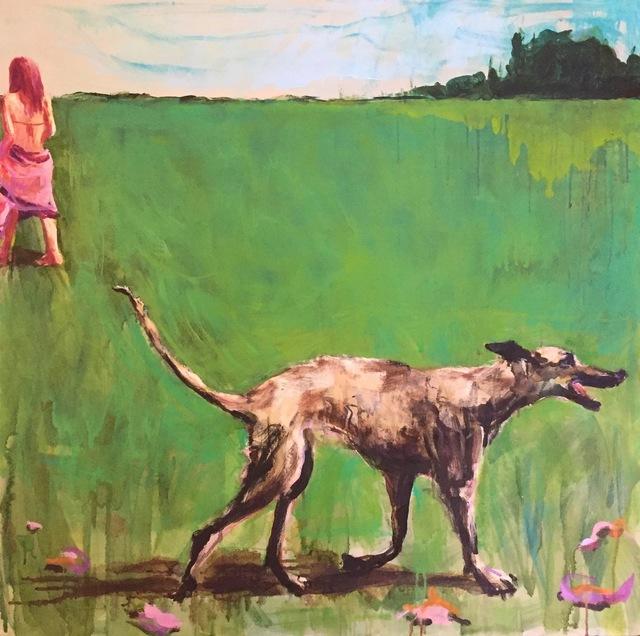 , 'You Walk This Way, I'll Walk That Way - Fergus,' 2018, parts gallery