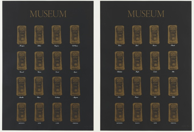 , 'Museum-Museum. 1972. ,' 1972, The Museum of Modern Art