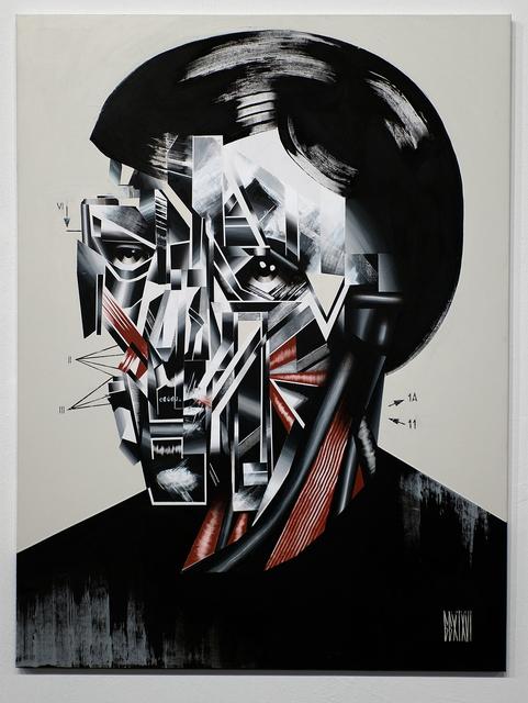 , 'HEAD No. 1,' 2016, ANNO DOMINI