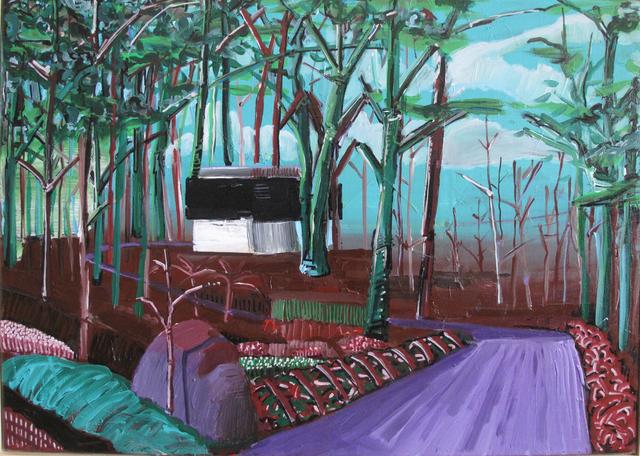 , 'Forest 03,' 2015, Galerie Kunstkomplex