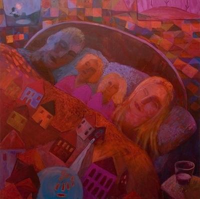 , 'Sleepers,' 2006, Boundary Gallery