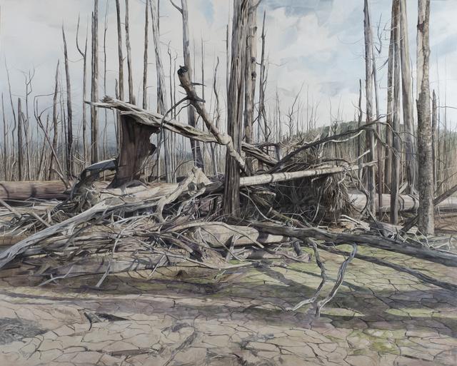 , 'LAKEBED RUIN,' 2017, Nanda\Hobbs