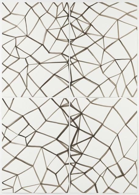 , 'Rhomb (Nr. 12),' 2015, Galleria Raffaella Cortese