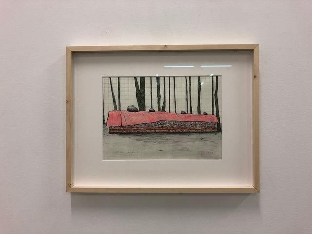 , 'Ortisei diaries I,' 2018, Galleria Doris Ghetta