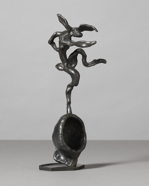 , 'Hare on Globe Form ,' 1993, Waddington Custot