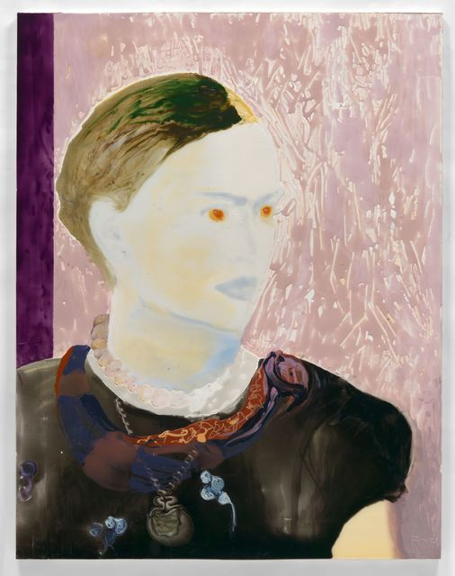 , 'Frida with Necklace,' 2016, Linda Warren Projects