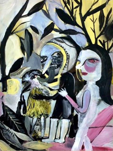 , 'La Famiglia,' 2015, Robert Kananaj Gallery