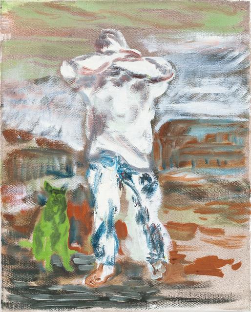 , 'No title,' 2004, DAS ESSZIMMER