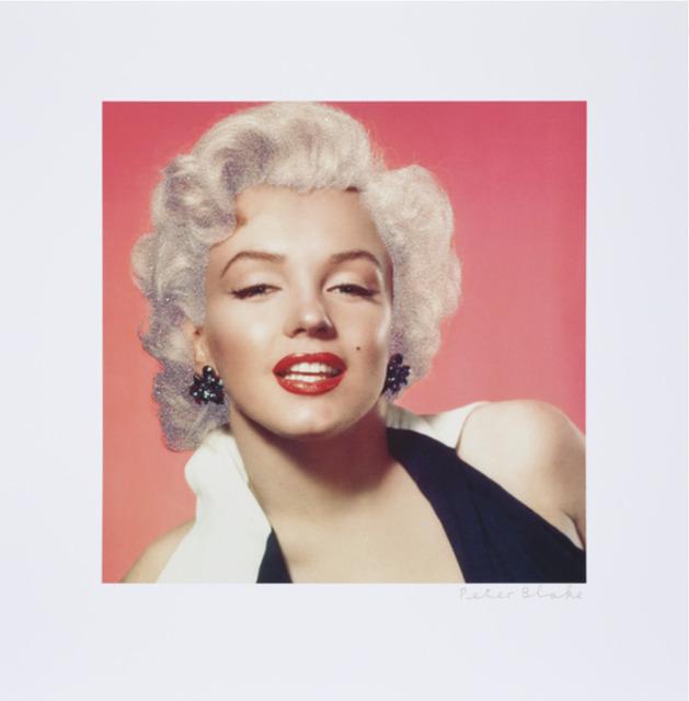 , 'Diamond Dust Marilyn,' 2010, New Gallery of Modern Art