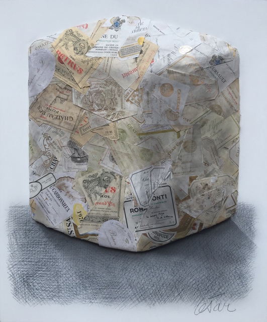 , 'Portrait de compression,' 1988, Bugno Art Gallery