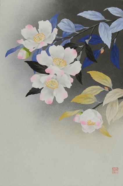 , 'Camellia Sasanqua,' 2018, SEIZAN Gallery