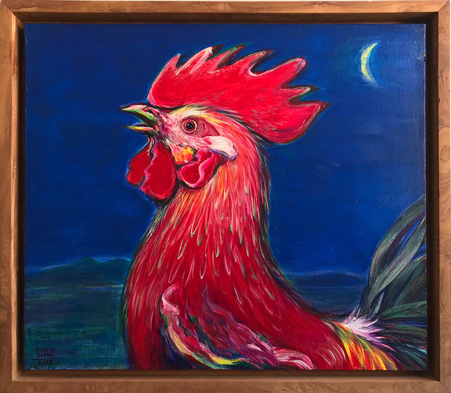 , 'New Day (Rooster),' 2013, Soluna Fine Art