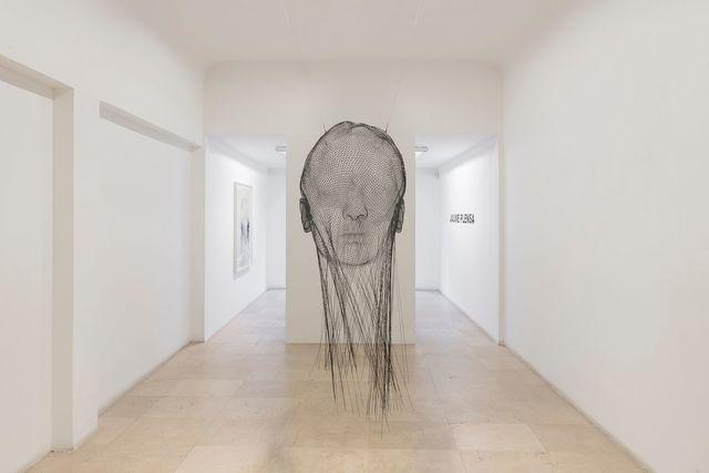 Jaume Plensa, 'Invisible Anna', 2016, Sculpture, Stainless steel, Galeria Senda