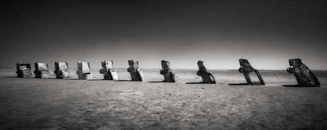 , 'Cadillac Ranch, Amarillo, Texas,' , Soho Photo Gallery