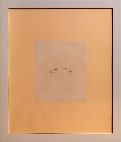 Robert Therrien, 'No title (Squiggle)', 2000, Lora Reynolds Gallery